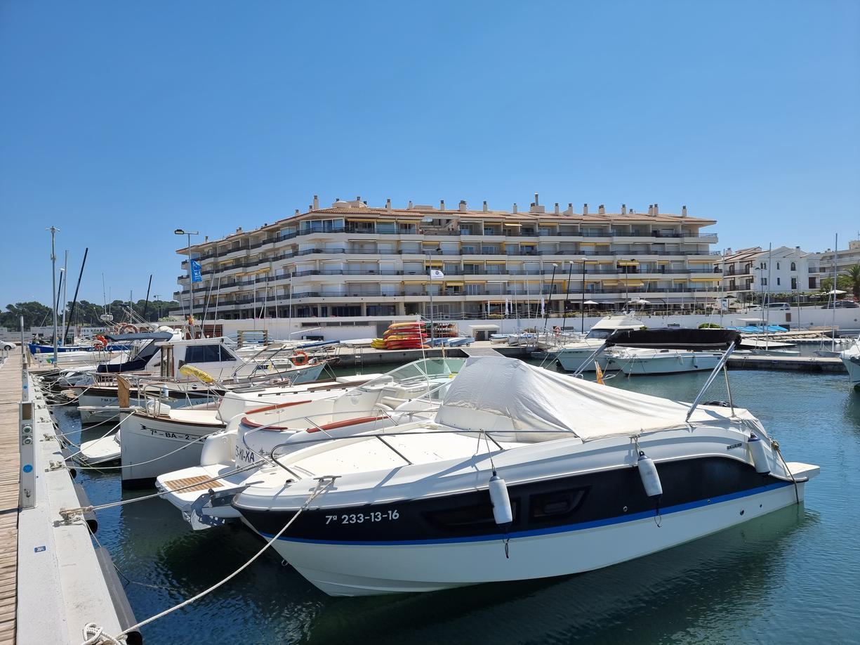 Appartement -                                       Port Escala -                                       1 Schlafzimmer -                                       2/4 Personen